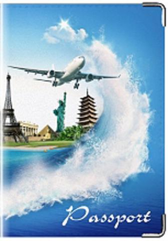 """Обложка для паспорта """"Passport"""" (4)"""