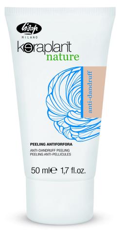 KERAPLANT NATURE Пилинг от перхоти - Keraplant Nature Anti-Dandruff Peeling (4*50 мл)