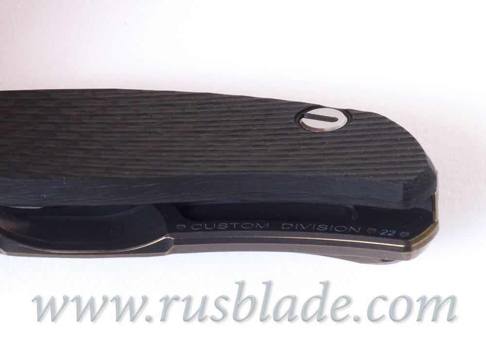 Shirogorov HATI #22 Vanadis 10 CF Custom Division - фотография