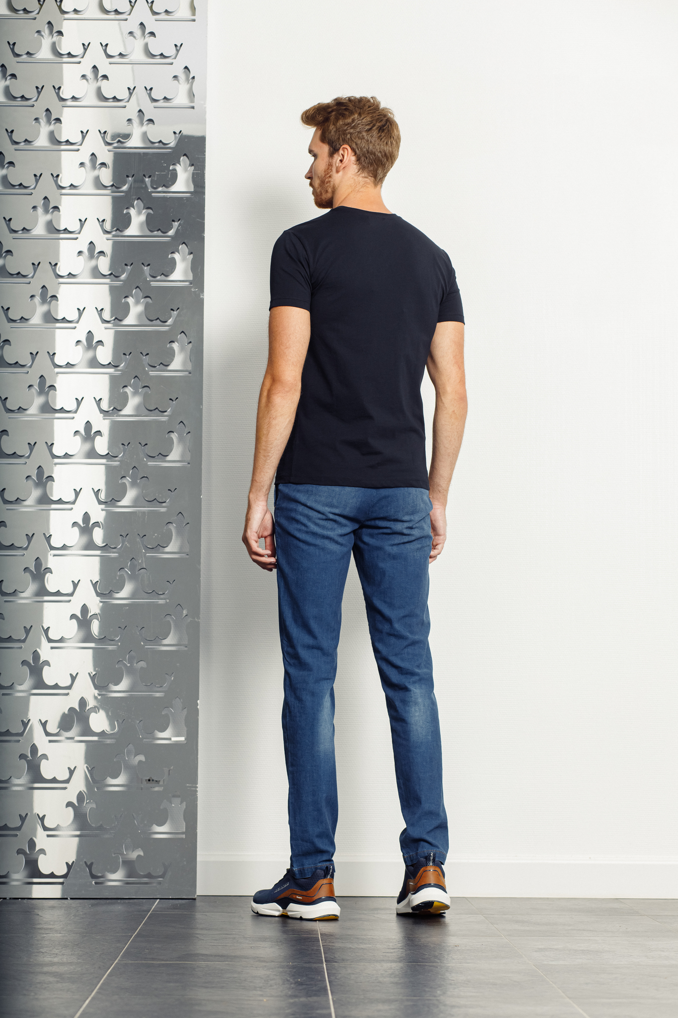 Trussardi Jeans  Джинсы-слаксы