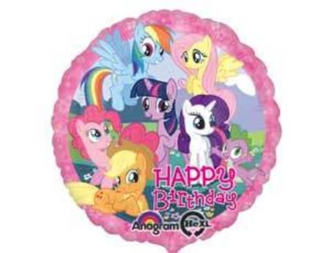 Фольгированный шар HB My Little Pony