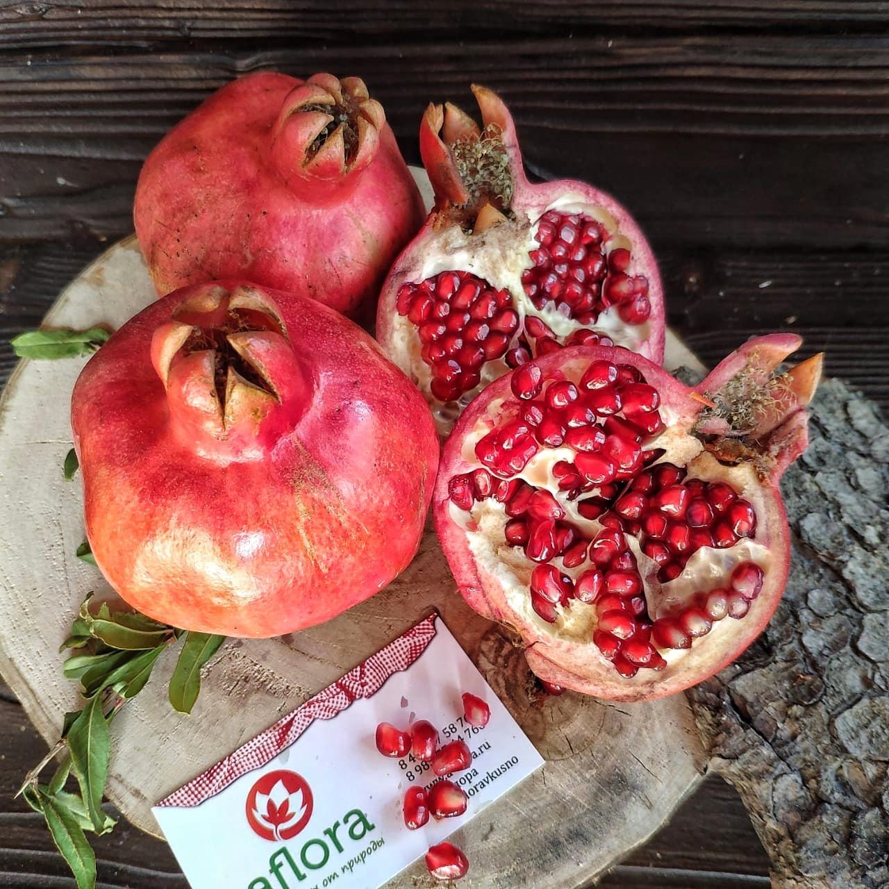 Фотография Гранат (Азербайджан) / 1 кг купить в магазине Афлора