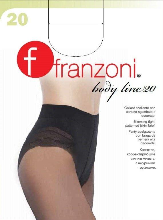 Franzoni Body Line 20 колготки женские