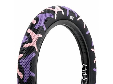 Покрышка Cult x Vans фиолетовый камуфляж