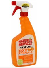 8in1 уничтожитель пятен и запахов от собак NM Orange-Oxy с активным кислородом, спрей