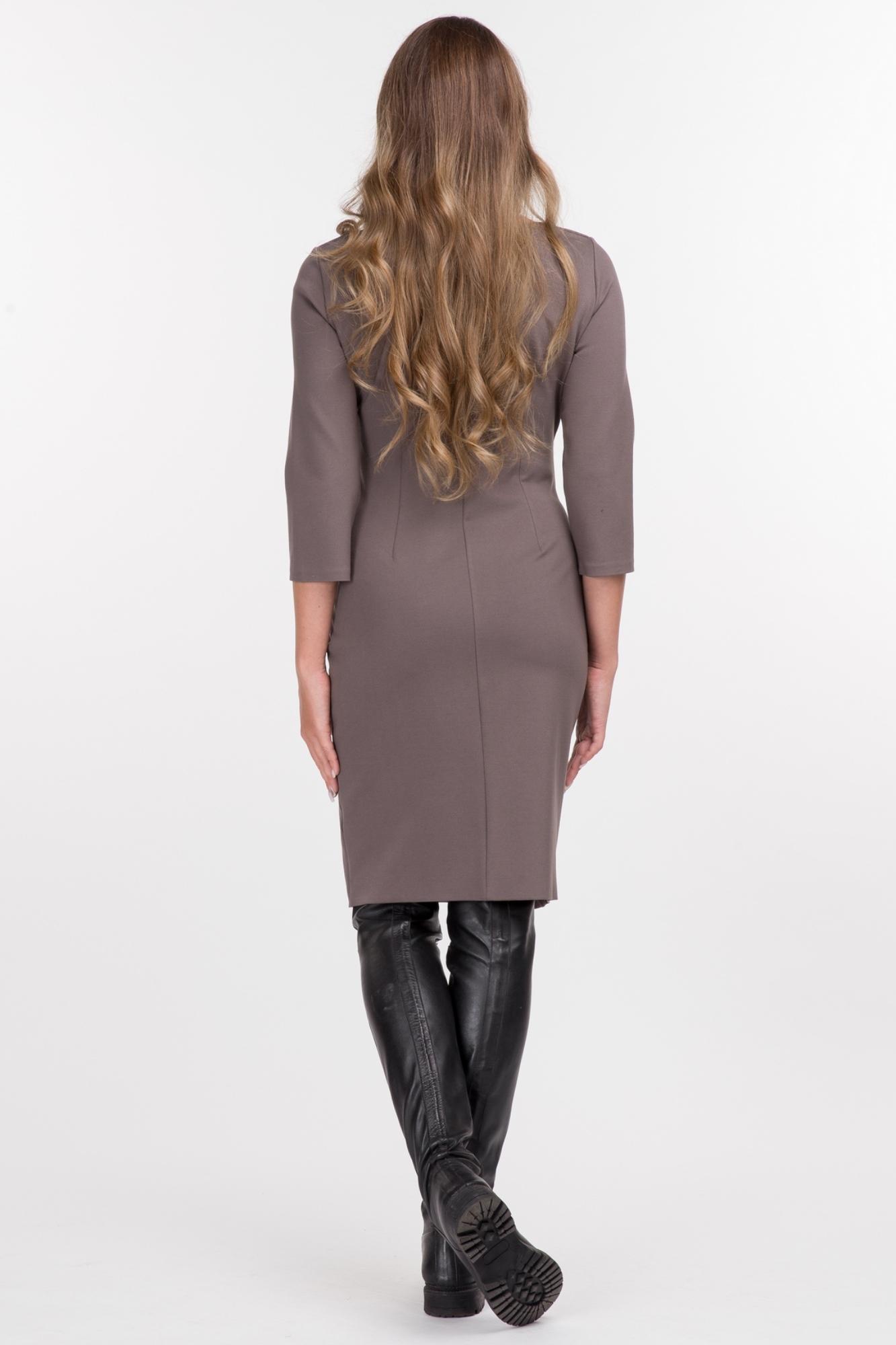 Платье для беременных 08881 капучино