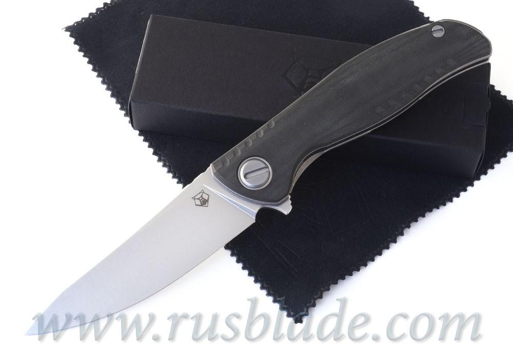 Shirogorov F3 NS M398 Grey Micarta