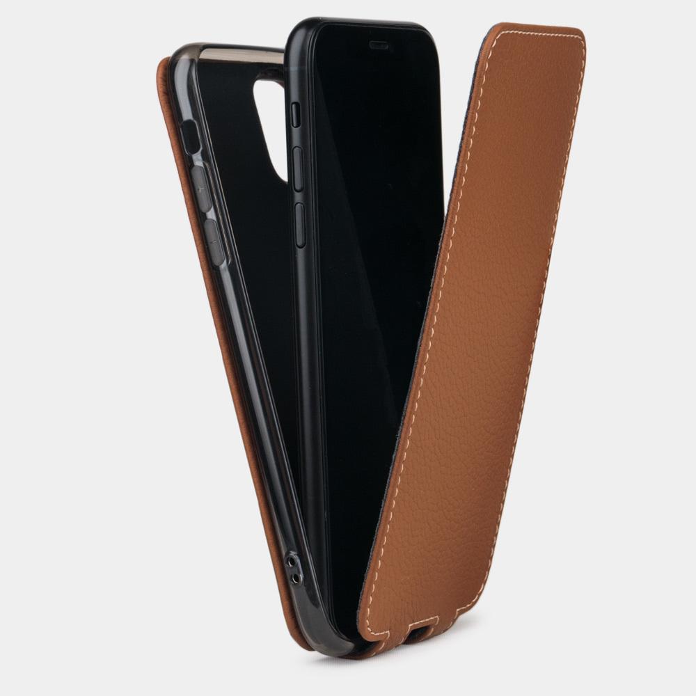 Étui pour iPhone 11 - caramel