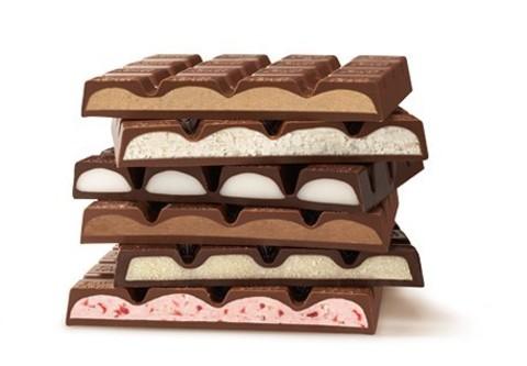 Шоколадка в ассортименте