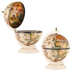 Глобус-бар настольный «Венецианский», фото 1