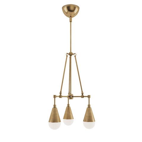 Подвесной светильник копия Triad 3 by Apparatus