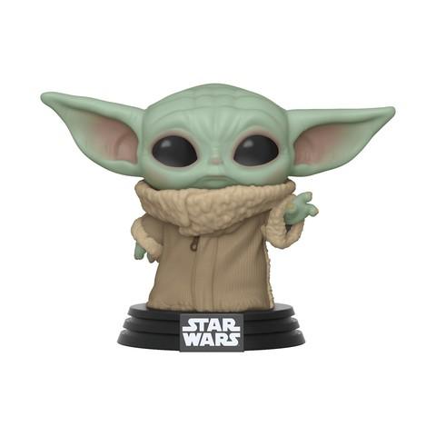Фигурка Funko POP! Bobble: Star Wars: Mandalorian: The Child 48740