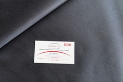Тентовая ткань Оксфорд 600Д ПВХ темно-серый