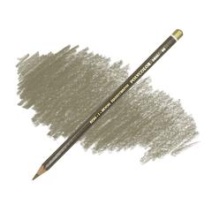 Карандаш художественный цветной POLYCOLOR, цвет 66 умбра натуральная