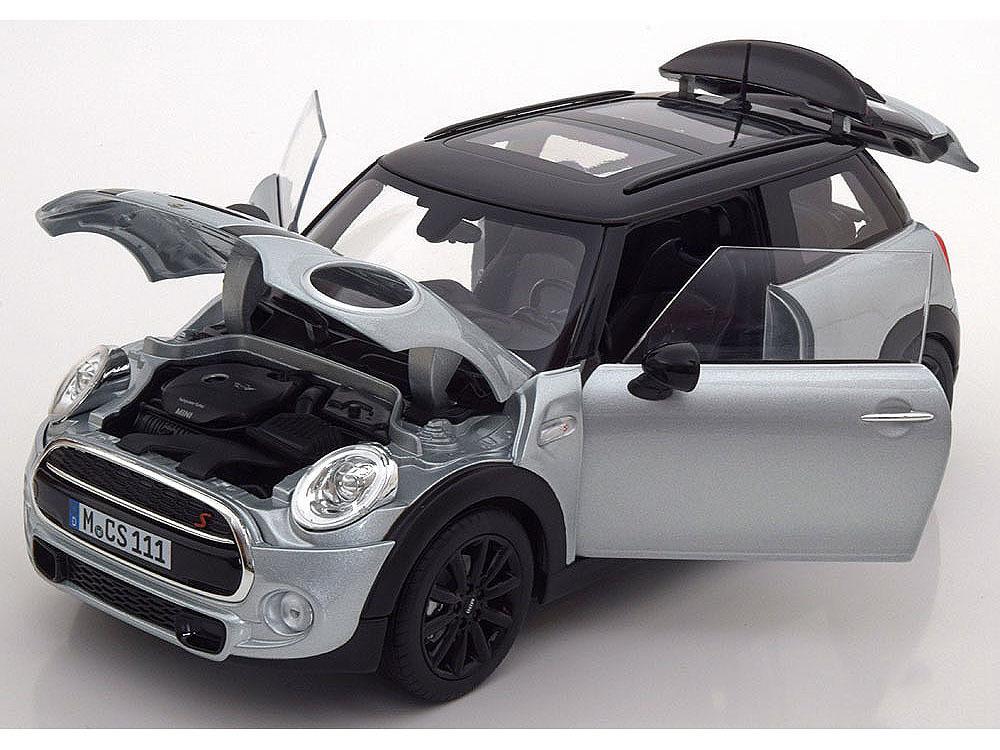 Коллекционная модель Mini Cooper S 2015