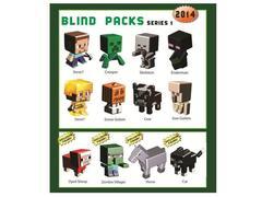 Minecraft Minifigures Segment Structure Series 01