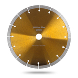 Алмазный сегментный диск Messer Yellow Line Granite. Диаметр 230 мм.
