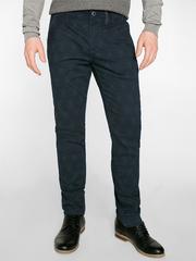 BPT001324 брюки мужские, темно-синие
