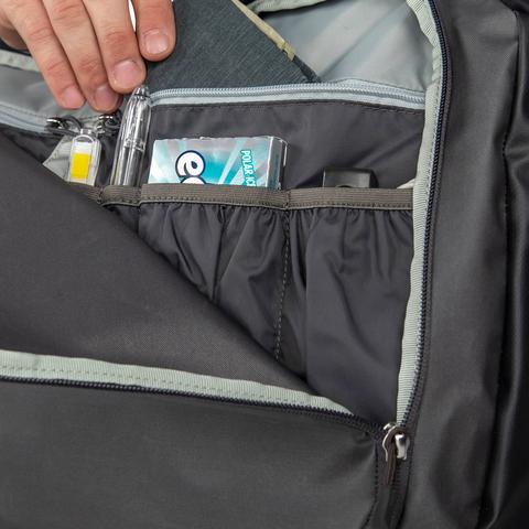 Картинка сумка городская Osprey Transporter Global Carry-On 36 Ruffian Red - 8