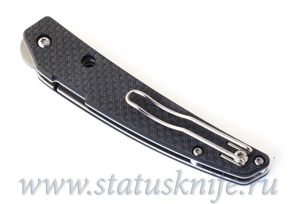 Нож Spyderco C242CFP Ikuchi CF - фотография