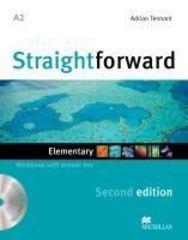 Straightforward 2nd Edition Elementary Workbook...