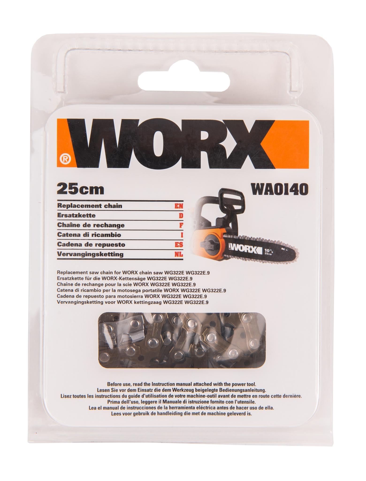 Цепь пильная WORX WA0140