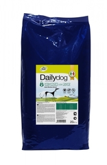 Сухой корм DailyDog Adult Medium Breed для взрослых собак средних пород с курицей и рисом 12 кг
