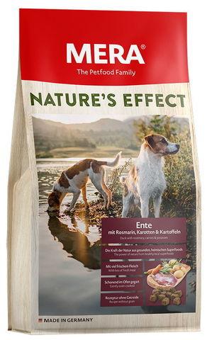 Mera NATURE'S EFFECT Ente Mit Rosmarin, Karotten & Kartoffeln