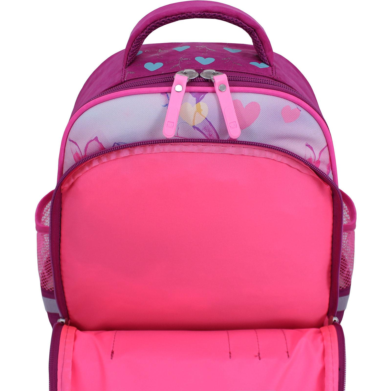 Рюкзак школьный Bagland Mouse 143 малиновый 515 (0051370) фото 4