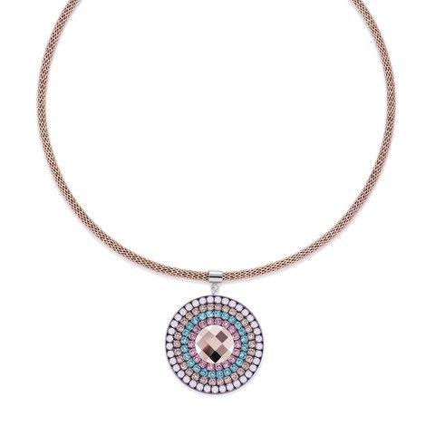 Колье Rose Turquoise 4954/10-1906