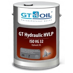 GT OIl Hydraulic HVLP ISO VG 32 полусинтетика