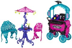 Monster High Travel Accessory Cafe