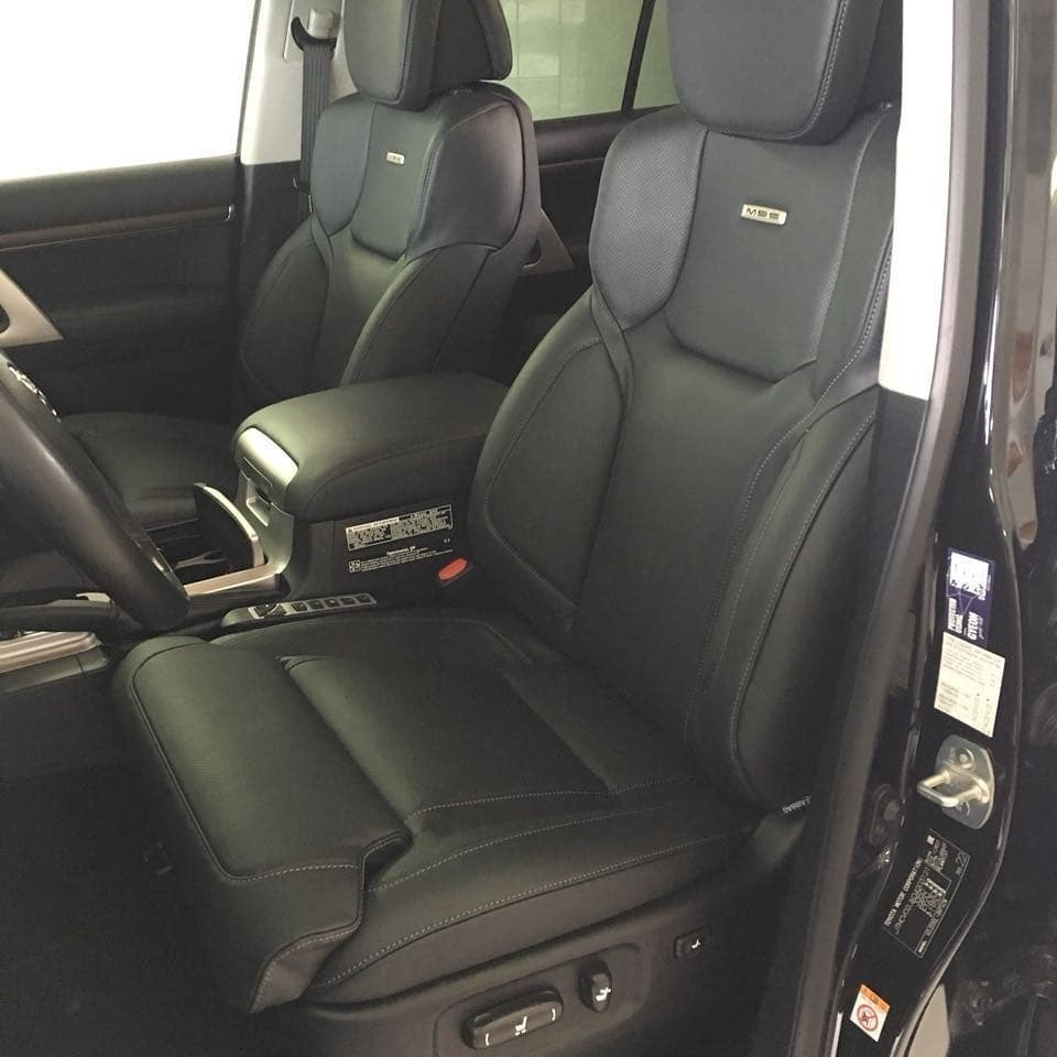 MBS Rear Smart Seats для Toyota Land Cruiser 200