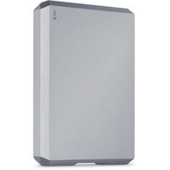 Внешний HDD Lacie 4TB USB-C 3.1 (Серый космос)