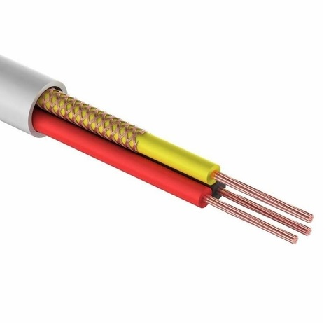 Шнур комбинированный ШВЭВ 3*0.12 мм²