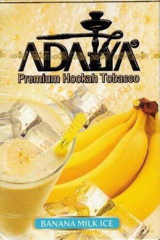 Табак Adalya - Ледяной Банан с Молоком