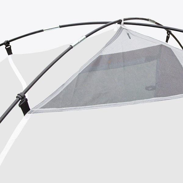 Палатка Green Glade Nida 4, синяя, 240x205x120 см