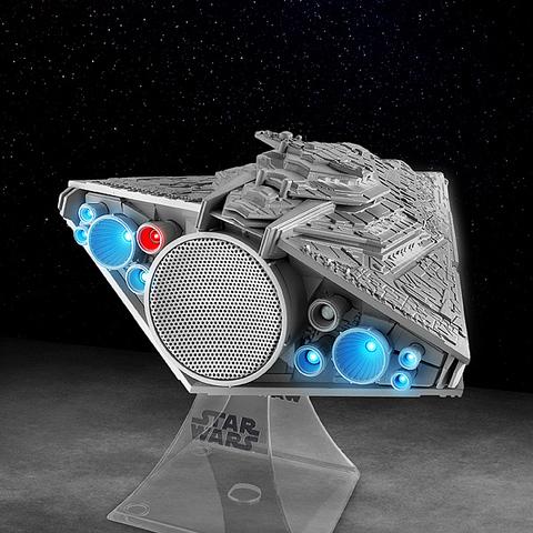 Star Wars Episode VII Bluetooth Speaker — Star Destroyer