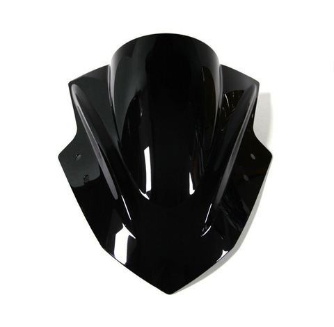 Ветровое стекло для Kawasaki Ninja 300 13-17 черное