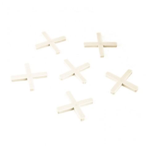 Крестики 2,5 мм, для кладки плитки, 100 шт Сибртех