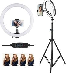 Кольцевая светодиодная лампа 36 см со штативом Ring Fill Light