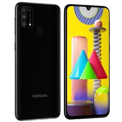 Смартфон Samsung Galaxy M31 128GB (Черный)