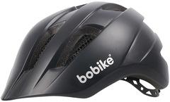 Велошлем детский (52-56см) Bobike Helmet Exclusive Plus S Urban Grey
