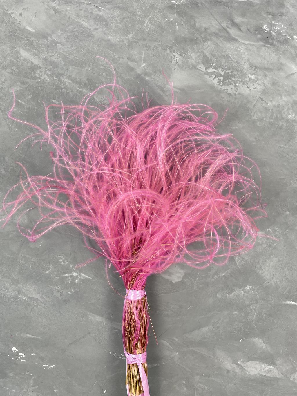 Стифа (ковыль) ярко-розовая