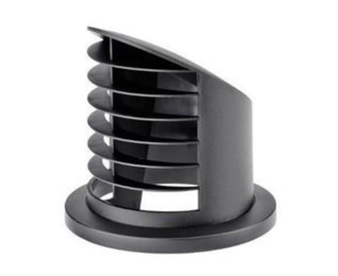 Дефлектор воздуха к воздуховоду D 50/60 мм,