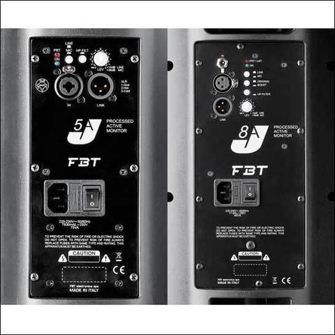 Акустические системы активные FBT J 5A