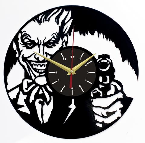 Джокер Часы из Пластинки — New 52 DC Comics
