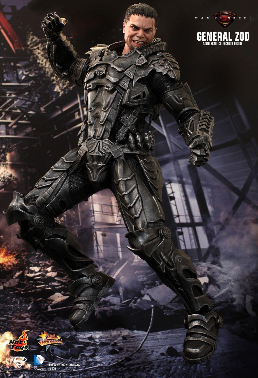 Man of Steel 1/6 Scale Movie Masterpiece General Zod