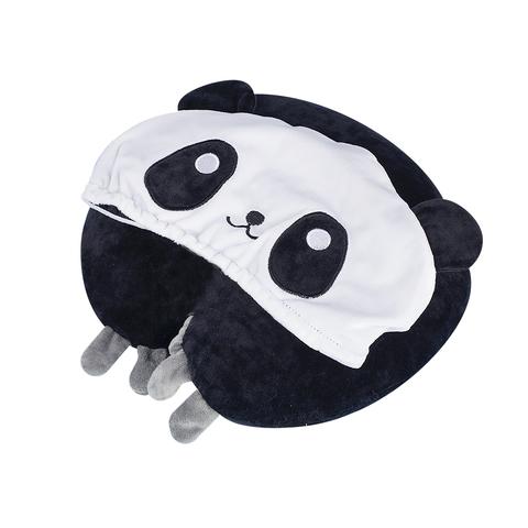 Подушка дорожная Panda