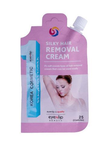 Eyenlip Крем для депиляции Silky Hair Removal Cream, 25 гр